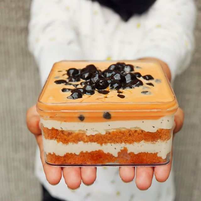 Bittersweet by Najla - Dessert Box Hits yang Selalu Laris