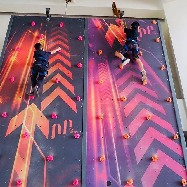 Bremgra Indoor Wall Climbing Gym Tempat Olahraga Seru Untuk Waktu Luangmu Di Bsd Tempat Com