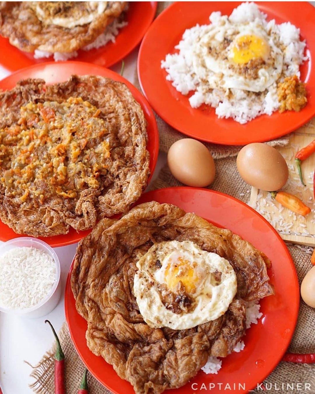 4 Delivery Nasi Telur Jakarta yang Tawarkan Berbagai Cita Rasa