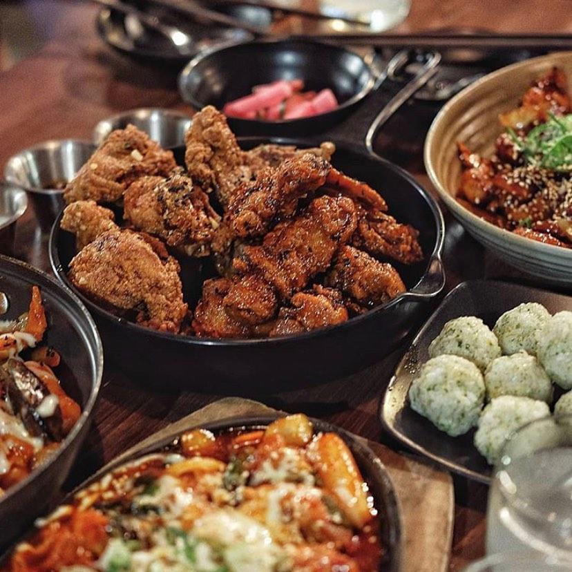 4 Delivery Korean Fried Chicken Jakarta yang Rasanya Manjakan Selera
