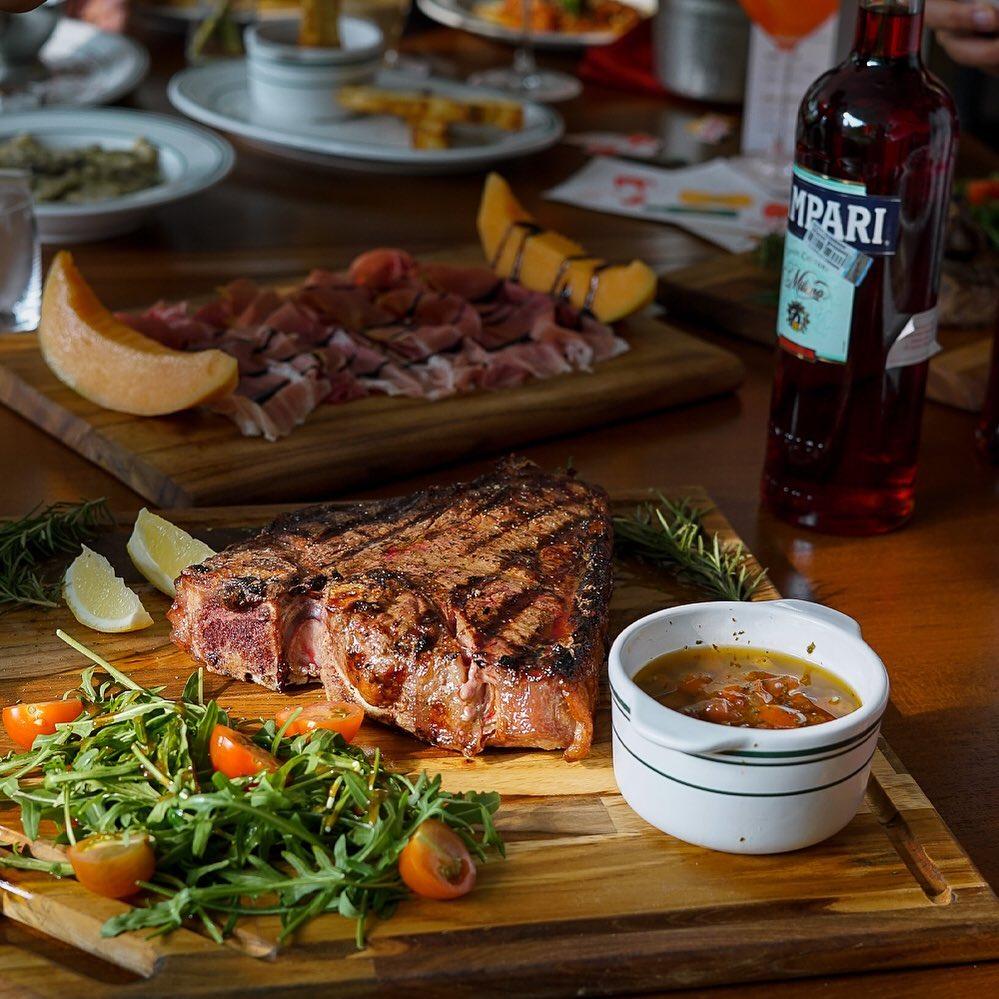 Pippo – Restoran Italia yang Tasty di Senayan City
