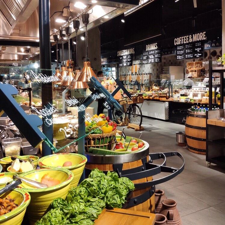 Marché Movenpick – Mengulik Hidangan Ala Eropa yang Autentik