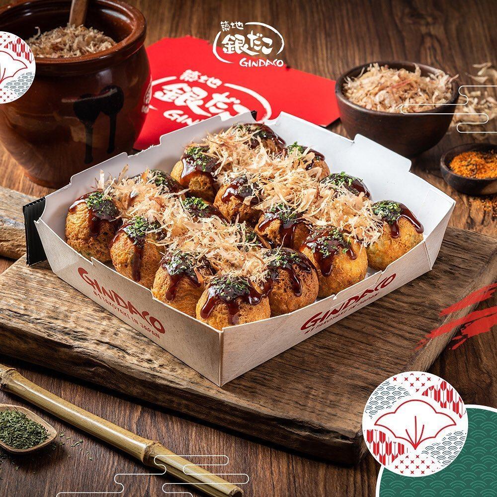 4 Delivery Takoyaki di Jakarta yang Lezatnya Melekat di Hati
