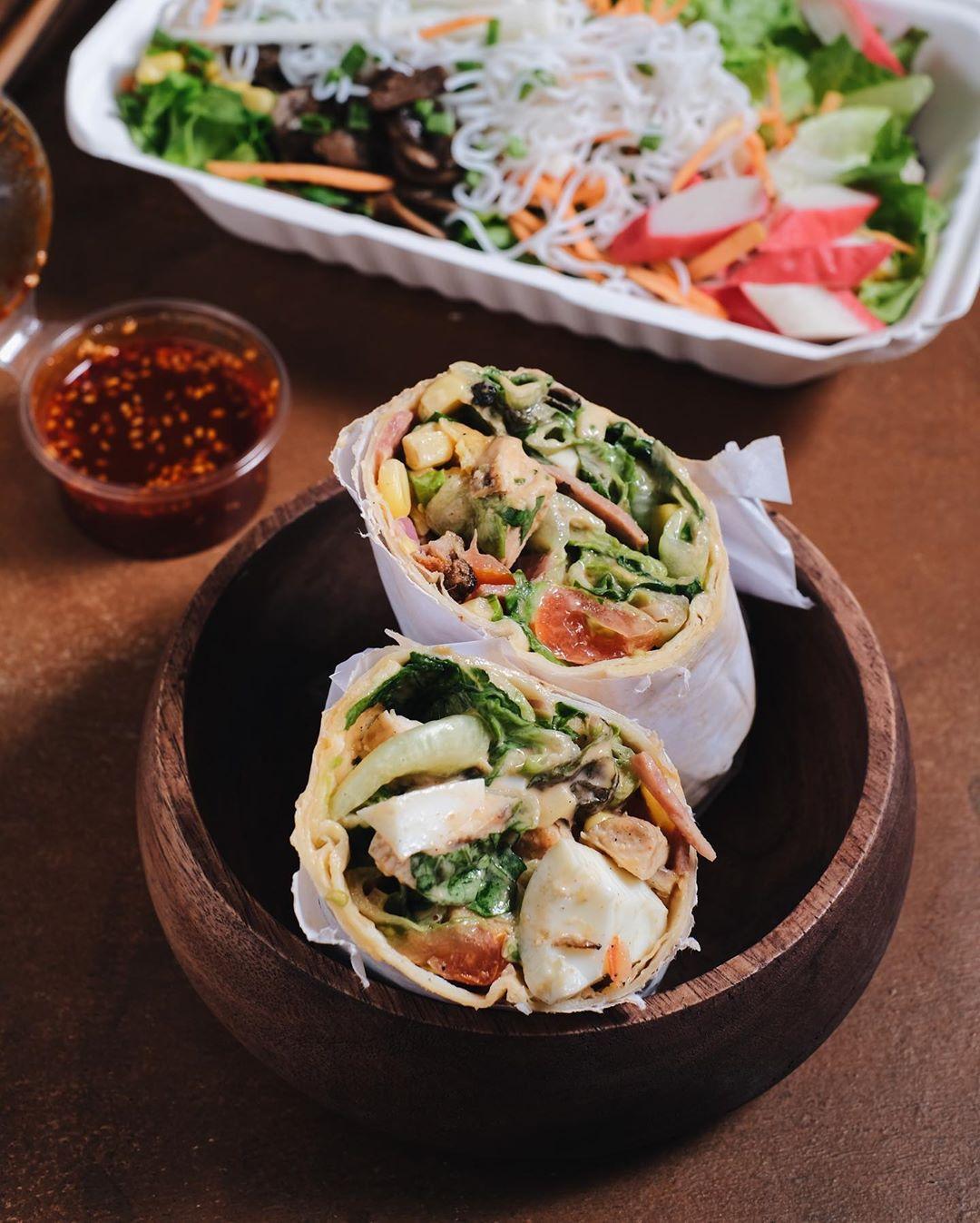 5 Delivery Salad di Jakarta yang Sehat dan Lezat