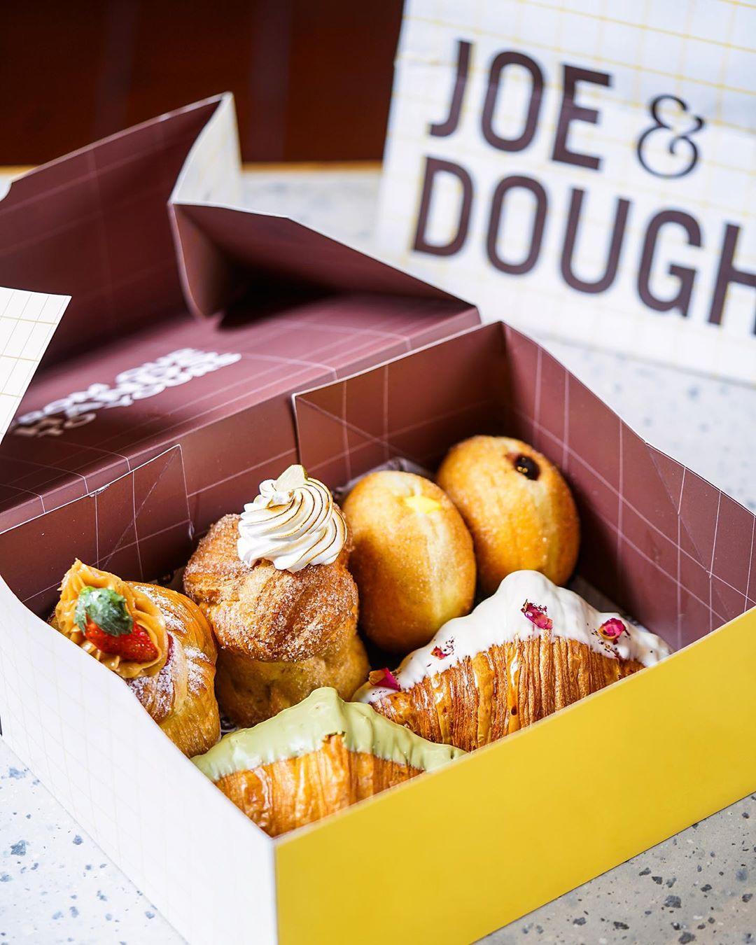 Joe & Dough – Delivery Pastry dan Cake di Jakarta