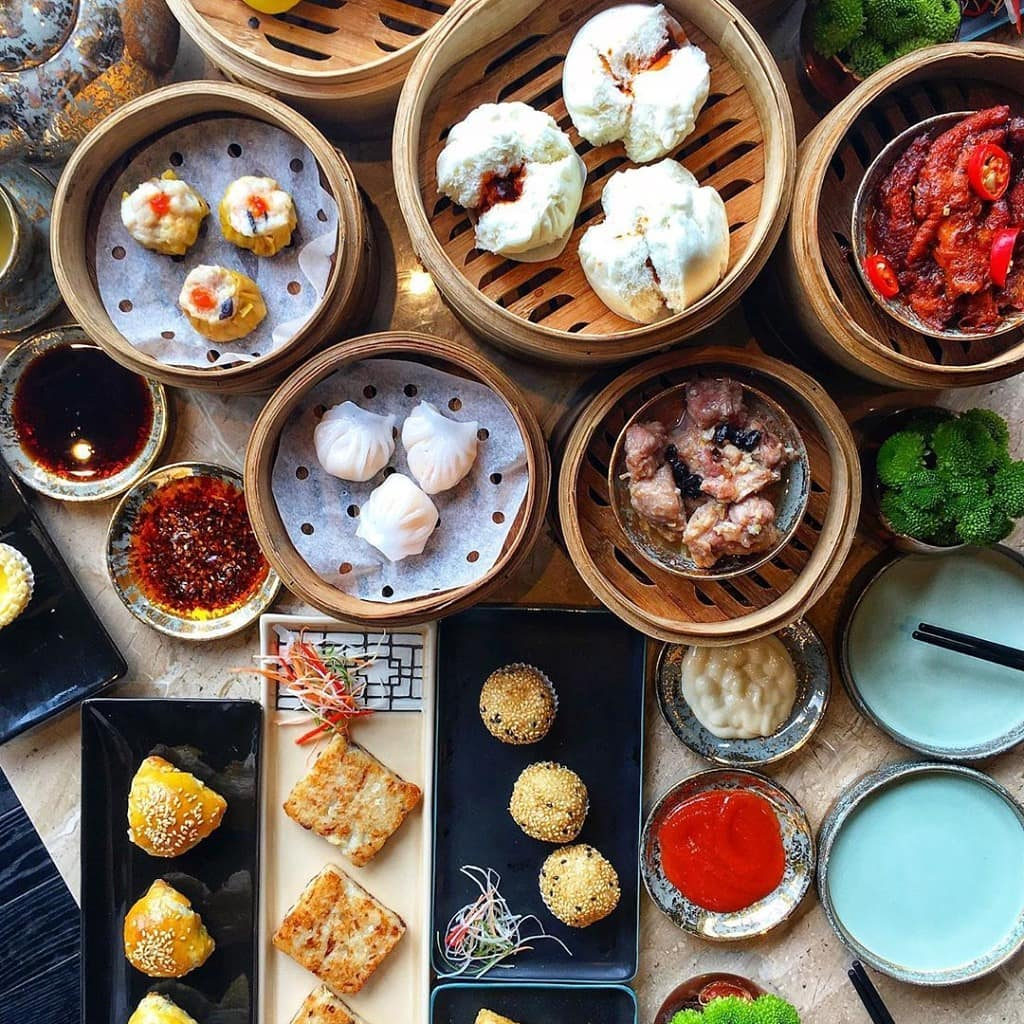 The Chinese National – All You Can Eat Dimsum di Swissôtel Pantai Indak Kapuk