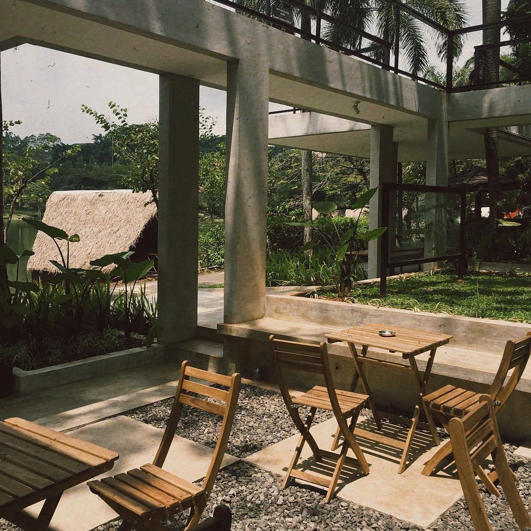 Anthology Coffee – Tempat Ngopi di Sentul yang Asri dan Instaworthy